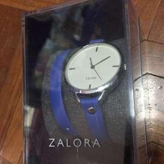 Zalora Women's Navy Watch