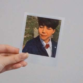 BTS YOUNG FOREVER JIMIN PHOTOCARD