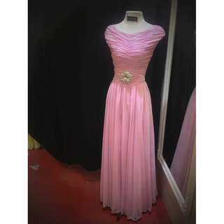BRIDESMAIDS GOWN FOR RENT / SALE