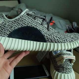 "Adidas Yeezy Boost 350 V1 ""Turtle Dove"""