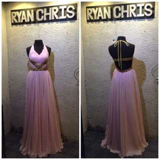 LONG GOWN FOR RENT / SALE