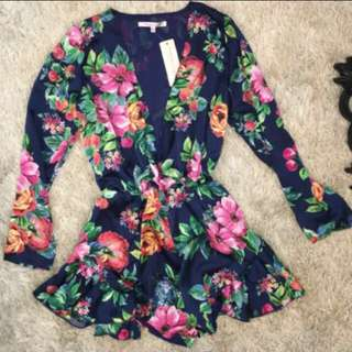 Playsuit Bnwt