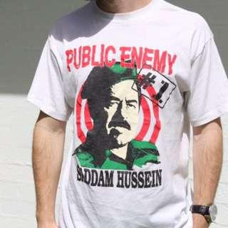 Rare Public Enemy Tee