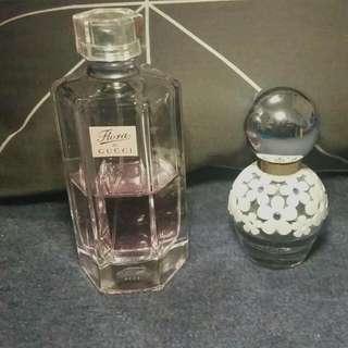 Gucci 'Flora' EDT & Marc Jacobs 'Daisy Dream' EDT Perfume