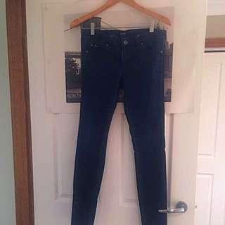 Bardot Skinny Jeans size 10