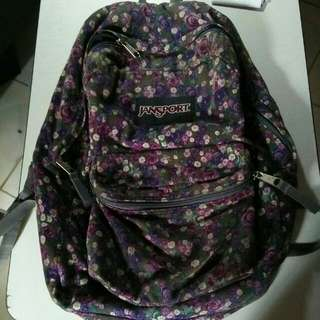 (Reserved) Authentic Jansport Backpack