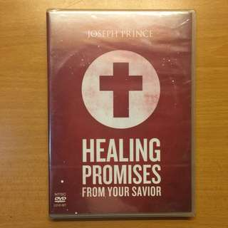 Joseph Prince - Healing Promises From Your Savior DVD
