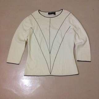Long Sleeve White