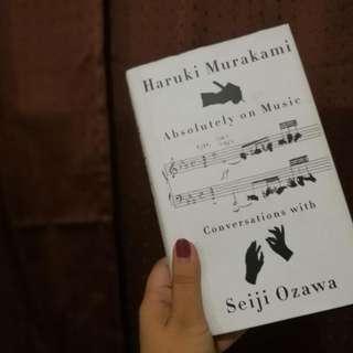 Haruki Murakami's ABSOLUTELY ON MUSIC