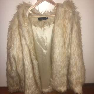Story of Lola - Faux Fur Coat