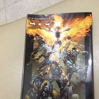 Ultimate X-men Ultimate Collection Volume 2