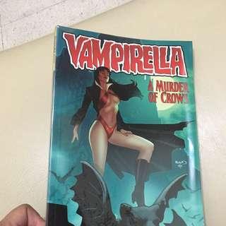 Vampirella: A Murder of Crows (Volume 2)