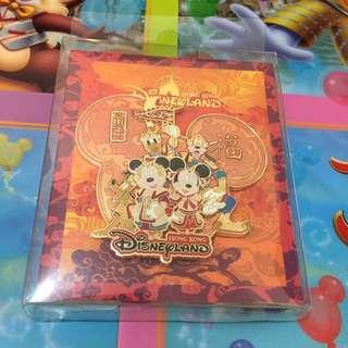 【絶版】香港迪士尼2008年農曆新年Jumbo Pin