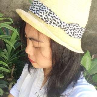 Straw Hat H&M