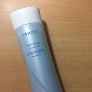Wardah Lightening Body Lotion