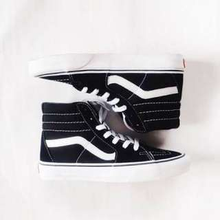 Old Skool Vans Hightop