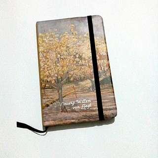 Vintage Design Pocket Notebook