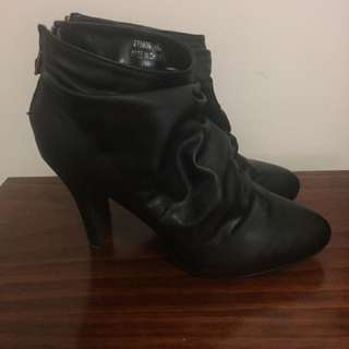 Ankle Boots Womens 6