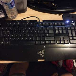 Razor Keyboard & Mouse
