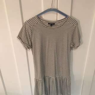 Topshop Tshirt Dress