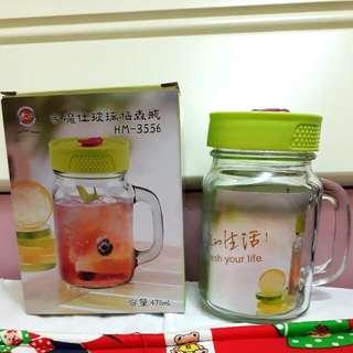 家魔仕玻璃梅森瓶/玻璃杯
