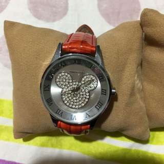 Authentic Mickie Mouse Watch