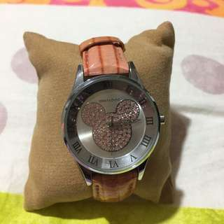 Authentic Mickey Mouse Watch