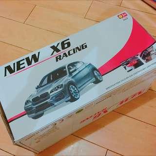 X6車模型