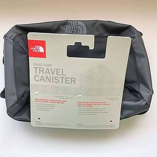 North Face Travel Canister