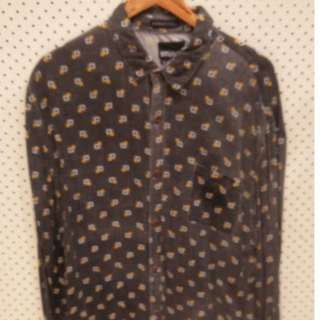 Vintage Stussy button up shirt - XL.
