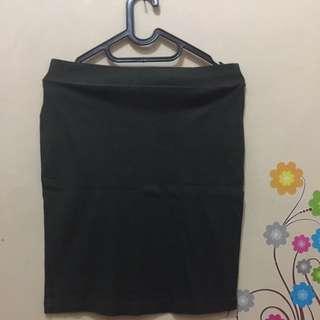 blask skirt