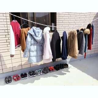 🚚 外套👘鞋子👟 出清便宜賣
