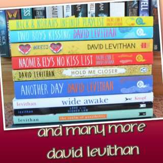 david levithan ebooks for only 1php/epub
