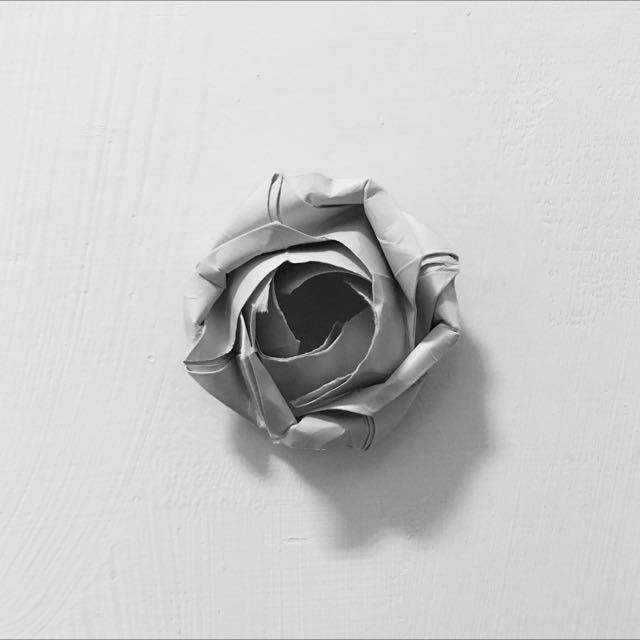 紙玫瑰🌹代製
