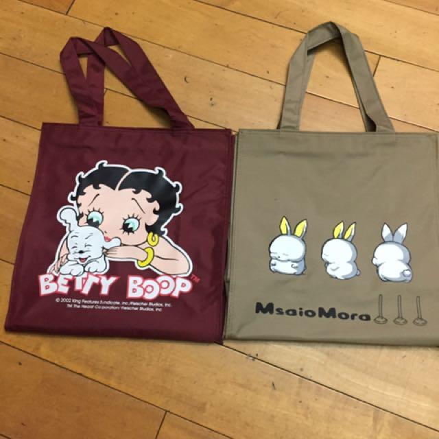 👀可愛提袋2個一起賣