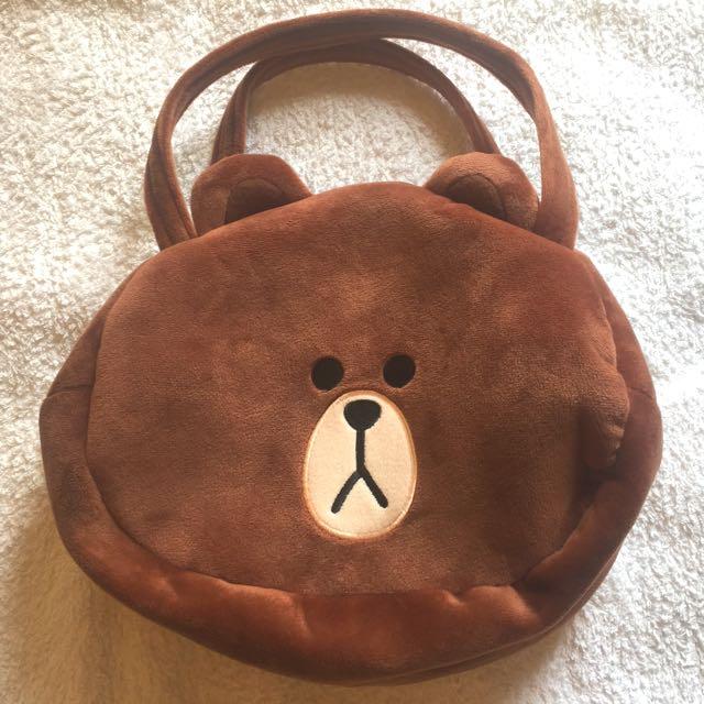 熊大造型 手提包包