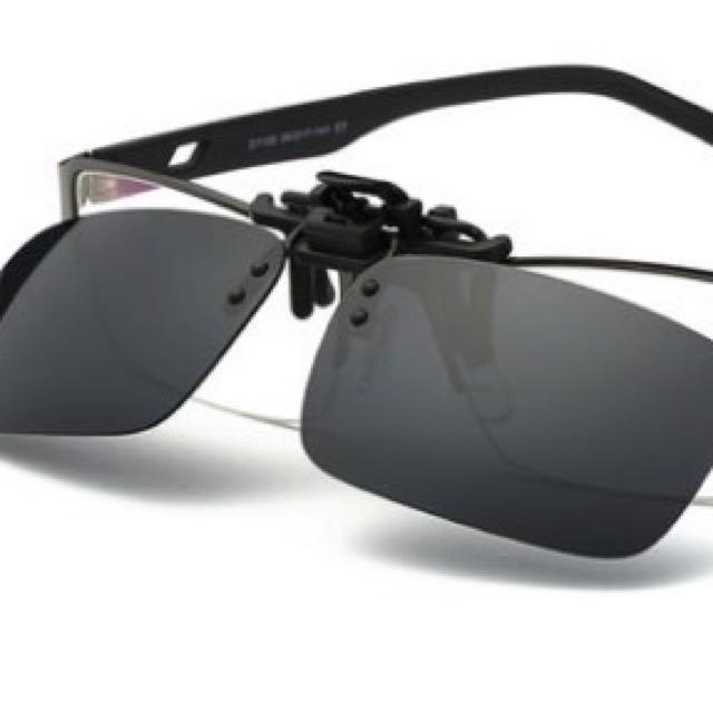 夾式太陽眼鏡 偏光鏡