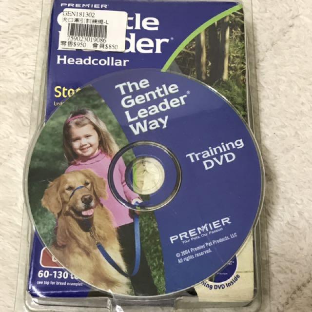 狗狗/毛小孩 牽繩/牽引訓練繩 (含CD)