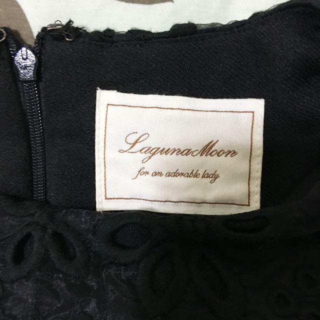 日貨 Lagunamoon 蕾絲 上衣 氣質 OL  大特價