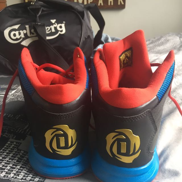 Adidas, Derrick Rose Shoes
