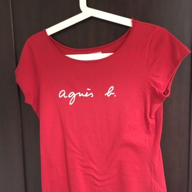 Agnes.b 短T(女版1號)