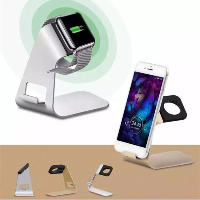 Apple Watch & Phone Stand