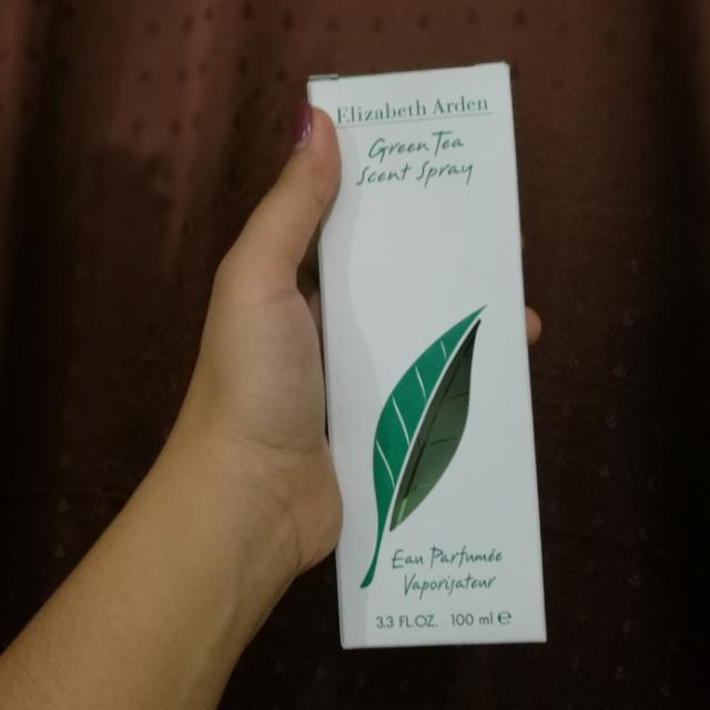 Authentic Elizabeth Arden Green Tea Scent Spray