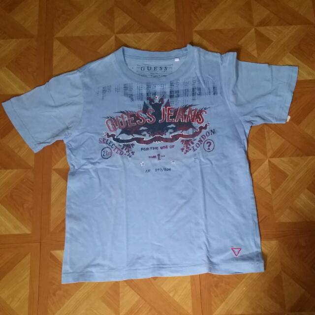 Authentic Guess Shirt For Boys