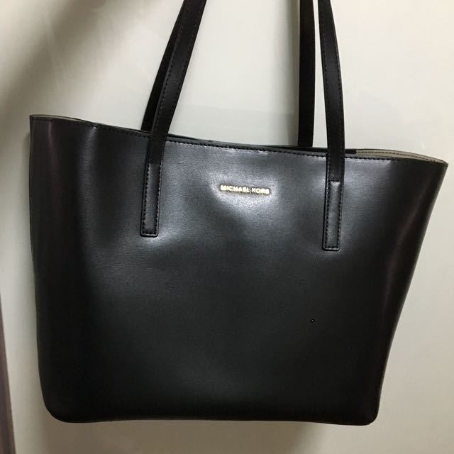 fad9dc4ce5358f Authentic Michael Kors MK Tote Bag (new), Luxury, Bags & Wallets on ...
