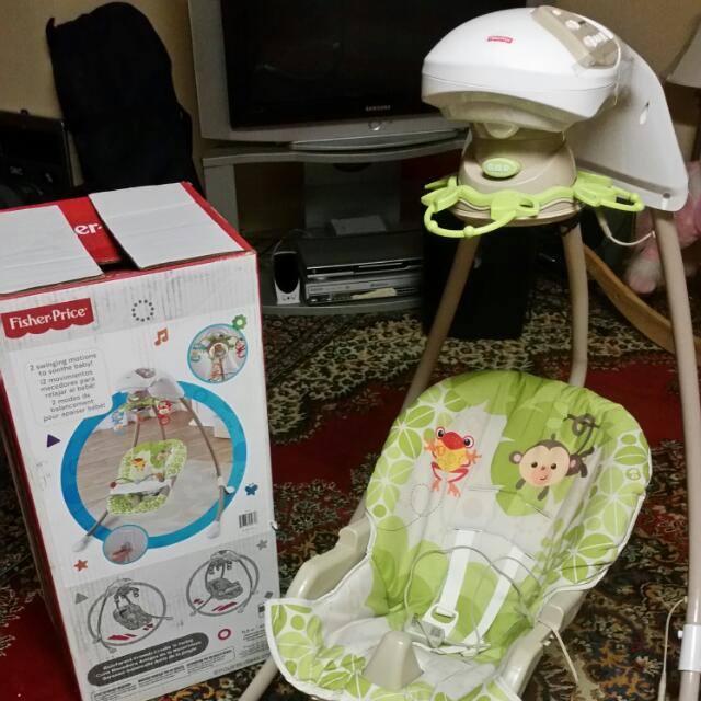 Baby Electric cradle