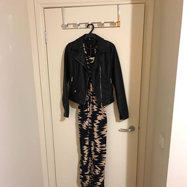 Bardot Printed Jumpsuit