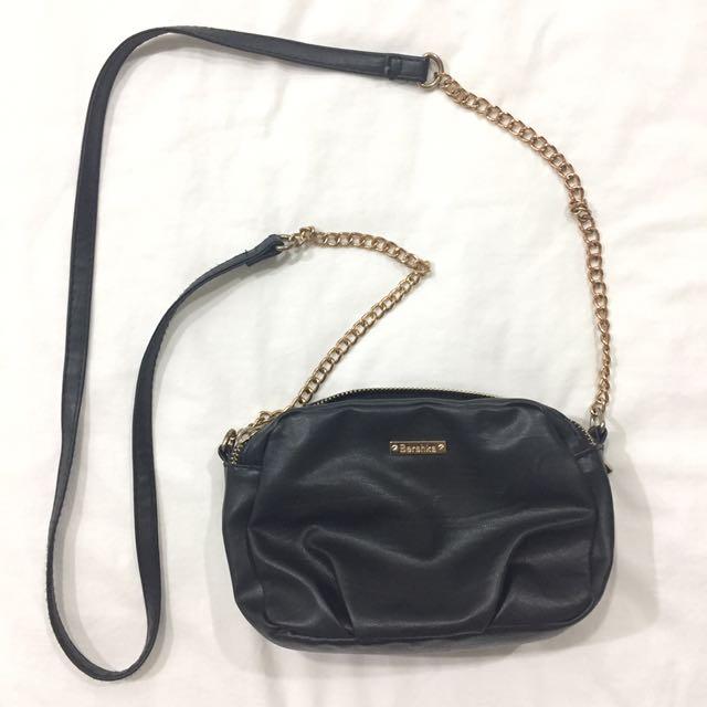 Bershka Black Bag