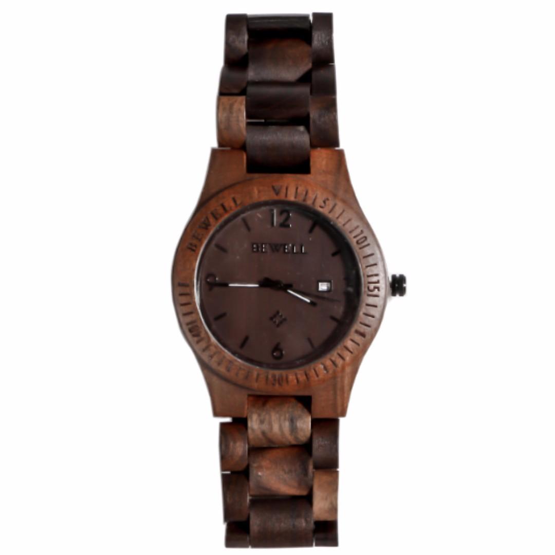 Bewell 原創 木頭手錶 木製 木香 手錶