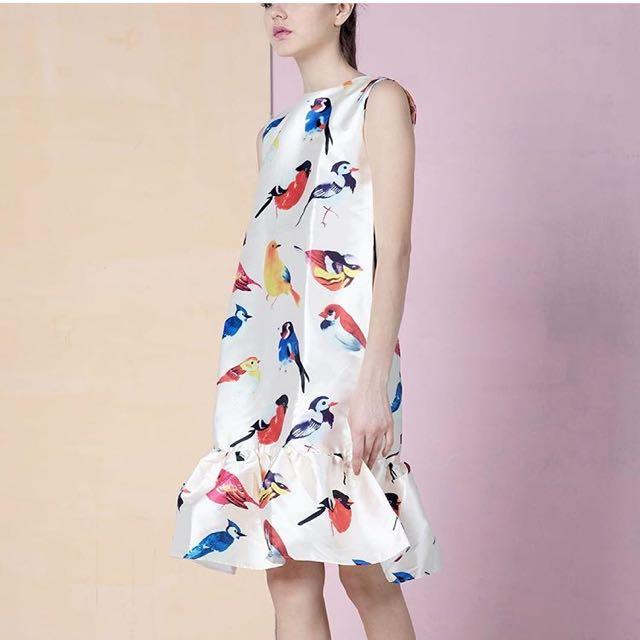 Birdie dress by TLC Shop